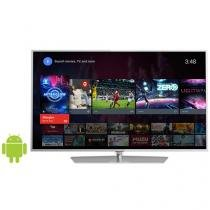 Smart TV LED 4K Ultra HD 55 Philips 55PUG6700/78 - Android Conversor Integrado 3 HDMI 3 USB Wi-Fi