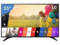 "Smart TV LED 55"" LG Full HD 55LH6000 WebOs - Conversor Digital Wi-Fi 3 HDMI 2 USB"