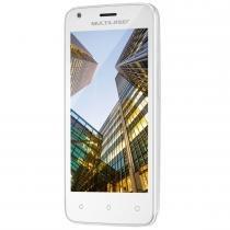 Smartphone 4,5 Polegadas MS45S Branco NB235 - Multilaser - Multilaser