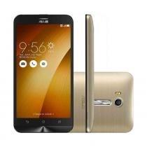 Smartphone ASUS Zenfone Go Live DTV Dourado - Asus