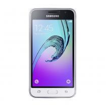 "Smartphone Galaxy J-120 Dual Quad Core 1.2Ghz 4.5"" Branco - Samsung - Samsung"
