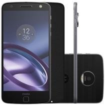 Smartphone Motorola Moto Z Style Edition 64GB - Preto Dual Chip 4G Câm. 13MP + Selfie 5MP Flash