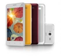 "Smartphone MS50 Colors Multilaser Branco 5"" 8.0MP 3G Quad 8GB 5.0 - P9002 - Neutro - Multilaser"
