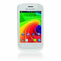 "Smartphone Multilaser MS2 Branco Dual Chip Tela 3.5"" Android 4.2 - P3291 - Neutro - Multilaser"