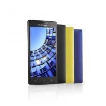 "Smartphone Multilaser MS60 4G QuadCore 2GB RAM Tela 5,5"" Dual Chip Android 5 Preto - P9005 - Preto - Multilaser"