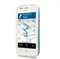 """Smartphone Nokia Lumia 710 Preto e Azul GSM Tela Touch 3.7"""" Windows Phone 7.5 Processador 1.4GHz 3G Wi-Fi GPS Câmera 5 MP com LED Flash Filma em HD MP - Nokia"""