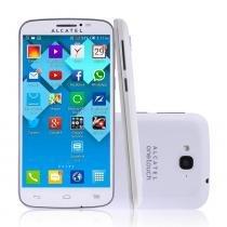 Smartphone Pop C7 Dual Chip Branco - Alcatel