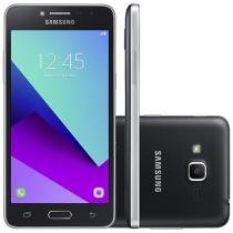 "Smartphone Samsung Galaxy J2 Prime TV 8GB Preto - Dual Chip 4G Câm. 8MP + Selfie 5MP Tela 5"" qHD"