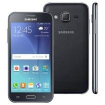 Smartphone Samsung Galaxy J2 TV Duos Preto - Samsung