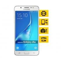 Smartphone Samsung Galaxy SM-J510 J5 Metal Branco - Samsung