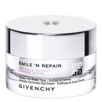 SmileN Repair Wrinkle Correction Eye Cream Givenchy - Cuidado Antirrugas para Área dos Olhos - 15ml - Givenchy