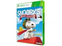 Snoopys Grand Adventure para Xbox 360 - Activision