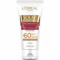Solar Expertise Facial Antirrugas FPS 60 Loréal Paris - Protetor Solar - 50g - LOréal Paris