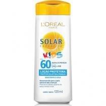 Solar Expertise Loção Protetora Infantil SPF 60 Loréal Paris - Protetor Solar - 120ml - LOréal Paris