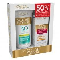 Solar Expertise Supreme Protect 4 FPS 30 + Solar Expertise Antirrugas FPS 30 LOréal Paris - Kit - LOréal Paris