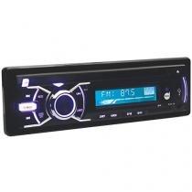 Som Automotivo Dazz DZ-52197 CD Player - Entrada Auxiliar/SD/USB c/ Controle Remoto