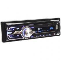 Som Automotivo Dazz DZ-65895BT CD Player - Bluetooth Entrada Auxiliar/SD/USB c/ Controle