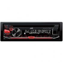 Som Automotivo JVC KD-R471 CD Player - MP3 Entrada USB