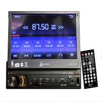 Som Automotivo Lenoxx 7 Pol AD2615 FM Estéreo Touchscreen USB Cartão SD e Entrada Auxiliar - Lenoxx