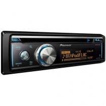 Som Automotivo Pioneer DEH-X8780BT - CD Player Bluetooth Entrada USB e Mixtrax
