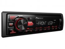 Som Automotivo Pioneer MVH-88UB MP3 Player - Entrada USB/Auxiliar