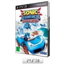 Sonic All-Stars Racing Transformed para PS3 - Sega