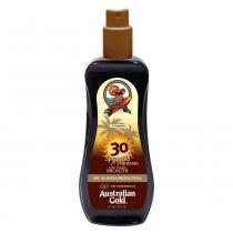 Spray Gel Instant Bronzer SPF 30 Australian Gold - Spray Bronzeador - 237ml - Australian Gold
