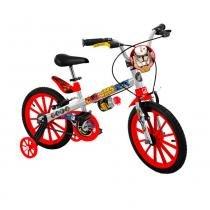 Star Wars Bicicleta Aro 16 - Bandeirante - Star Wars