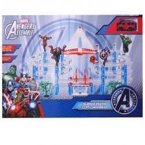 Super Pista com Carrinho Avengers Assemble Thor 22626 Toyng - Toyng