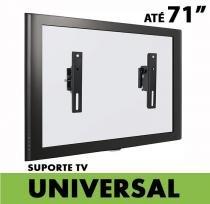 Suporte Parede com Inclinação TV LCD PLASMA LED 14 até 71 - Infiniti Plus - Multivisão