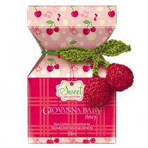 Sweet Collection Cherry Deo Colônia Giovanna Baby - Perfume - 50ml - Giovanna Baby