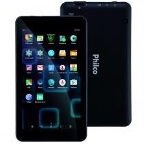 """Tablet 7"""" WiFi 1GB 8GB da Philco PH7O - Android 5.1 - Philco"""