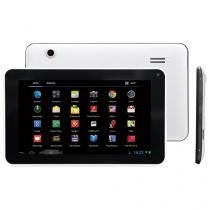 "Tablet Lenoxx 8GB 7"" Wi-Fi Android 4.4 - Proc. Quad Core Câmera Integrada"