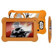"Tablet Multilaser Disney Star Wars 8GB 7"" Wi-Fi - Android Quad Core Câm. 2MP + Frontal"