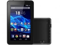 "Tablet Multilaser M7S 8GB 7"" Wi-Fi Android 4.4 - Proc. Quad Core Câmera Integrada"