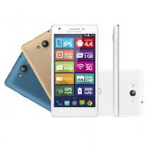 "Tablet Multilaser Mini Kit Ms6 3G Quad Core Branco Tela 5"" Smartphone - Neutro - Multilaser"