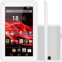 "Tablet Multilaser Supra 8GB 7"" Wi-Fi - Android 4.4 Proc. Quad Core Câmera Integrada"