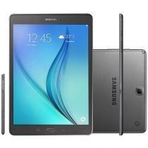 """Tablet Samsung Galaxy Tab A 16GB 9,7"""" Wi-Fi Android 5.0 Proc. Quad Core Câm. 5MP + Frontal"""