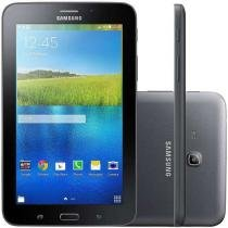 "Tablet Samsung Galaxy Tab E 8GB 7"" 3G Wi-Fi - Android 4.4 Quad Core Câmera Integrada"