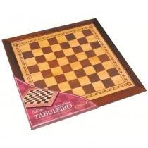 Tabuleiro de Xadrez e Damas Série Especial 56421 - Xalingo - Xalingo