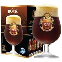 Taça em Cristal The Beer Glass Baden Baden Bock - Ruvolo