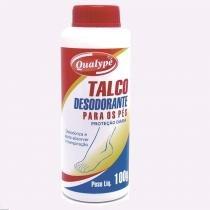 Talco Desodorante para Os Pés Qualype - Única - QUALYPE