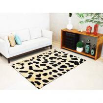 Tapete para Corredores/Quarto Marbella Safari - Leopardo 60x120cm - Rayza