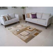 Tapete para Quarto/Sala Marbella Quadrado - 198x250cm - Rayza