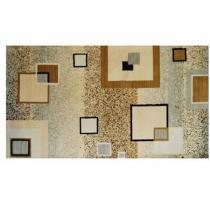 Tapete para Quarto/Sala Marbella Quadrado 48x90cm - Rayza