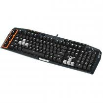 Teclado Gamer Mecânico G710+ Cherry Mx Brown 920-003887 - Logitech - Logitech
