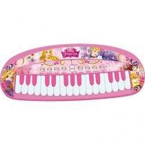 Teclado Infantil Disney Princesas Eletrônico - Toyng