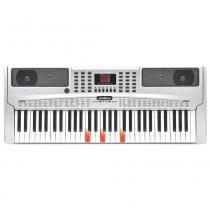 Teclado Musical KeyPro 61 Flash Bivolt KEP-61F Waldman - Waldman