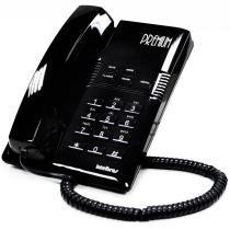 Telefone com Fio Premium Chave de Bloqueio Preto - Intelbras - Intelbras