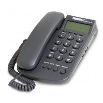 Telefone Company com Identificador Preto - Multitoc - Multitoc